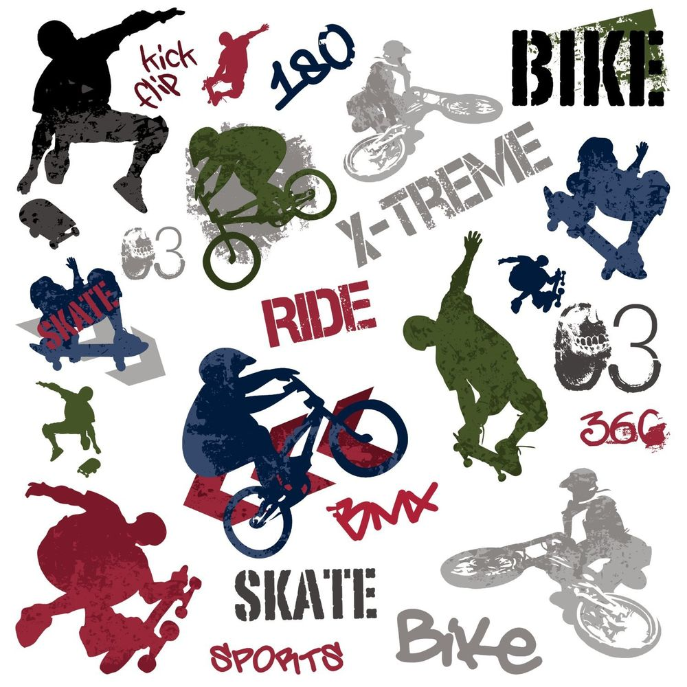 Norman skateboarding and bmx competition results for Bmx bedroom ideas